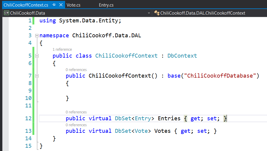 Getting Started with Entity Framework 6 Code First   Marathon Consulting
